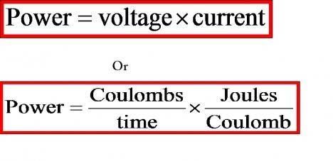 Electromotive force physics