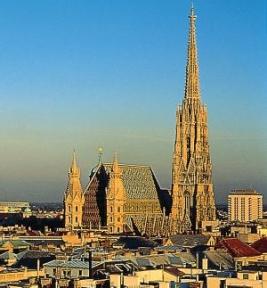 Wie Hoch Ist Der Stephansdom In Wien